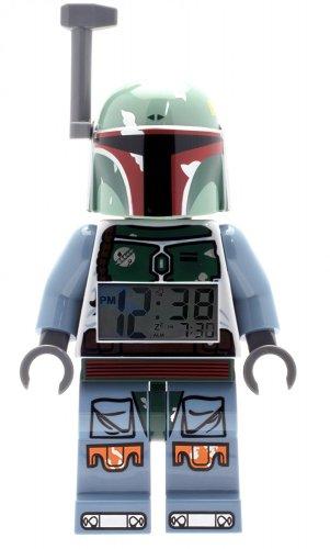LEGO Star Wars Boba Fett Alarm Clock @ Tesco - £14.78 (C+C) / Amazon - £14.78 (Prime) / £19.53 (non prime)