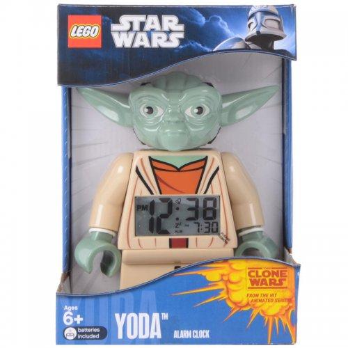 LEGO Star Wars Yoda Alarm Clock £9.99 Online @ John Lewis