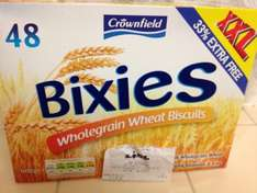 Lidl Bixies (Weetabix equivalent) 48 for £1.85