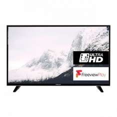 """Finlux 49"""" 4k Ultra HD LED Smart TV £229 delivered Sold by Finlux Direct and Fulfilled by Amazon."""