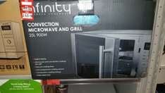 infinity convection microwave and grill (25 L. 900w) £60 @ Dunelm