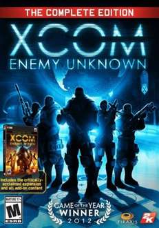 XCOM: Enemy Unknown - The Complete Edition (Steam) £4.79 @ Gamesplanet.com