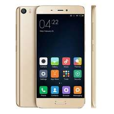 [Spain Stock] Xiaomi Mi5 5.15inch FHD Android 6.0 OS 3GB 32GB 4G Snapdragon 820 (Gold)+ free gift  - £195 (with code) @ Geekbuying