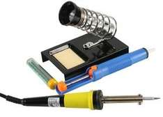 Duratool D01855  Soldering Iron Starter Kit £7.19 delivered @ cpc