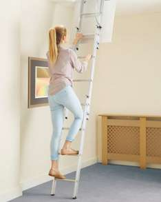 Loft Ladder at Aldi from Sunday - £49.99 (free delivery)