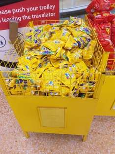 m&m 300g reduced to 50p @ tesco york