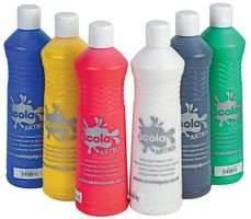 Scola Artmix 6 x 600 ml Ready Mix Paint £6.59 delivered @ CPC