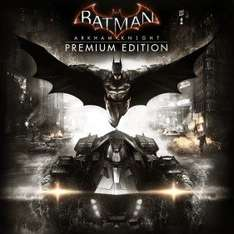 Batman: Arkham Knight Premium Edition on PS4 | Official PlayStation®Store UK