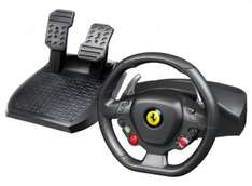 Trustmaster Ferrari 458 Steering Wheel - PC / Xbox 360 - £59.99 @ Box