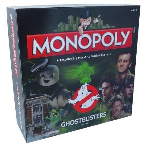 Ghostbusters Monopoly £19.99 @ Zavvi Free P+P