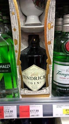 Hendricks Gin 70cl Gift Set £17.99 instore @ Co-Op