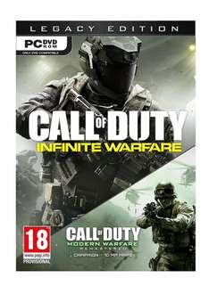 Call of Duty: Infinite Warfare Legacy Edition (PC DVD) - £25.35 - amazon.co.uk
