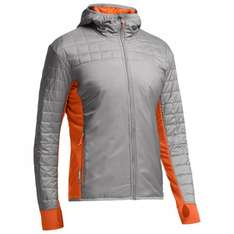 ICEBREAKER Mens Helix Hooded Jacket (Fossil/Spark) £67.20 @ Sportspursuit