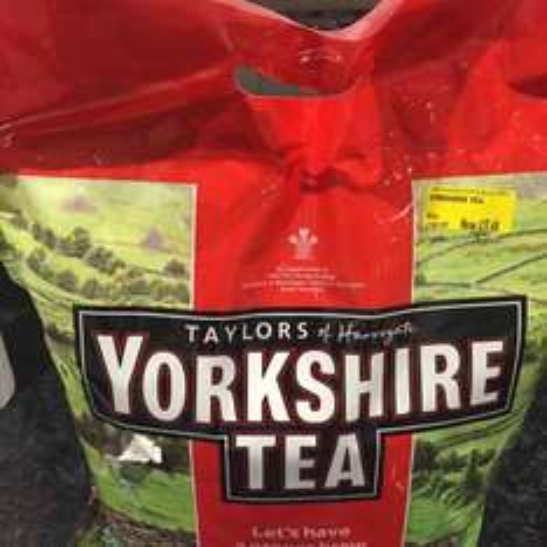 Morrisons: Yorkshire Tea 480 Tea Bags £5.48 instore