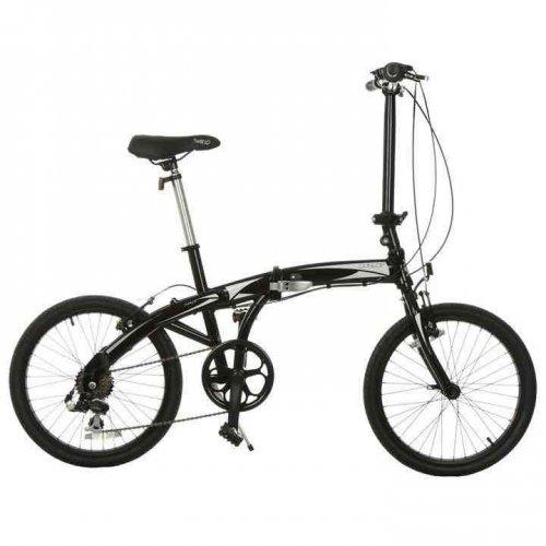 Dunlop 20inch folding bike £84.99 + £4.99 P&P @ Field & Trek