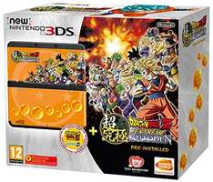 New Nintendo 3DS Dragonball Z Extreme Butoden Edition £137 Sold by Erregame Fulfilled by Amazon