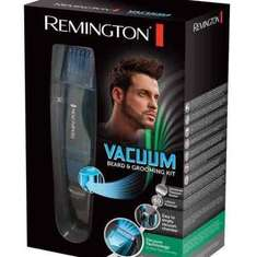 Remington MB6550 Vacuum Beard and Grooming Kit - Black/Sky Blue £27.82 @ Amazon (Lightning Deal) Expired