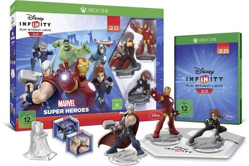 Disney Infinity 2.0 Marvel Super Heroes Starter Pack - Microsoft Xbox One £17.99 (Prime) Amazon Prime