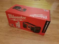 Free Milwaukee Radio/Drill - Sign up to Howdens Trade Account