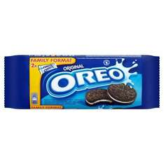 Amazon pantry oreo Original Sandwich Biscuit, 2 x 154g .54p