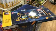 Block Zone (Lego type) Building site £10 @ Pound land only