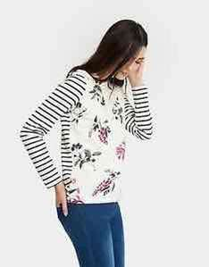 Joules Harbour Top £9.95 reduced from £29.95 - Joules ebay outlet