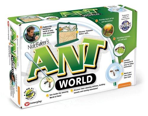 Ant World, less than half price £5.18 Prime / £9.93 Non Prime @ Amazon