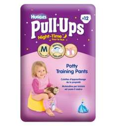 Huggies® Pull-Ups - various sizes incl Disney - Training Pants - 50% off - now £2.74 a pack @Boots