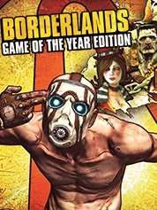 Borderlands - Game of the Year Edition (Steam) £2.79 @ Greenman Gaming