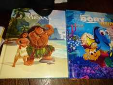 Disney books 1.99 at lidl