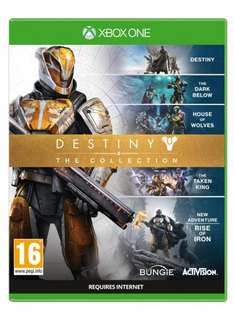 Destiny the Collection (New) - Xbox One - Free Delivery £29.99 @ Grainger Games
