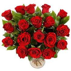 18 (boxed) Red Roses Bouquet £10 & 12 Roses Bouquet only £5 at Morrisons from 11-14th February
