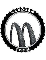 """Vandorm Crossfire 26"""" x 1.95"""" Pair of Mountain Bike Tyres @ Amazon Marketplace - Dispatched from and sold by WoollyHatShop - £10.99"""