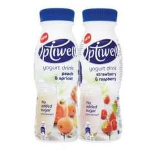 FREEBIES - Free Optiwell Yogurt Drink worth £1.60