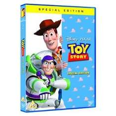 Disney Pixar Toy Story Special Edition - Asda (£5 Each Or 2 For £8)