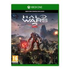 Halo Wars 2 £33.99 with promo code PRE5 @ smyths toys