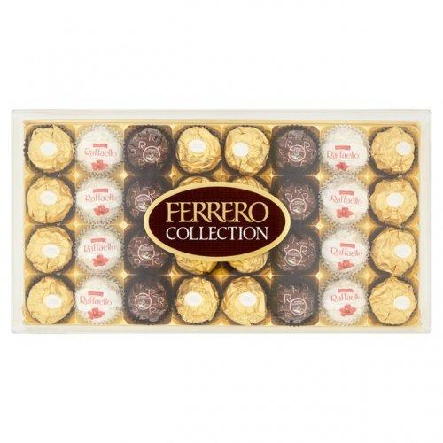 Ferrero Collection 32 piece £6.00 @ Morrisons