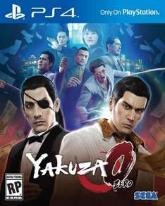 Yakuza 0 (PS4) Pre-Order £37.99 @ Amazon Prime