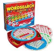 Wordsearch Junior Game was £18.99 now £8.33 (Prime) / £13.08 (Non - Prime) @ Amazon