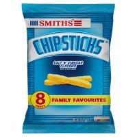 Smiths Salt and Vinegar Chipsticks only £1 at Waitrose