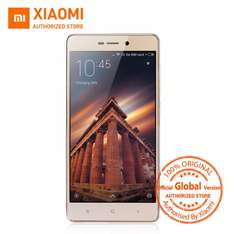 "Official Global version Xiaomi Redmi 3S Prime Octa core Mobile Phone Snapdragon 430 4100mAh 5.0"" 3GB / 32GB OTA B7 B20 Band £105.71 @ Ali Express"