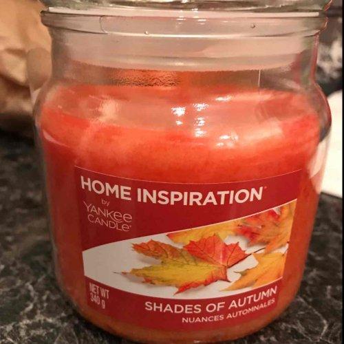Yankee Medium Candle Jar Shades Of Autumn £3.54 @ Asda