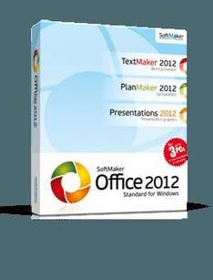 SoftMaker Office 2012 [for PC], formally $69.95, and now free, at SharewareOnSale