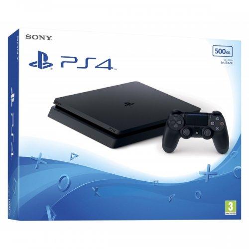 PlayStation 4 Slim 500GB (Black) + £9:88 player points £197.50 @ 365Games