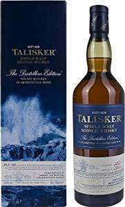 Talisker Distiller's Edition Whisky, 70 cl - lowest ever £42 at Amazon