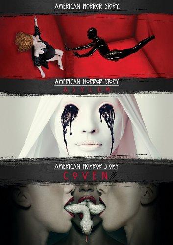 American Horror Story - Season 1-3 DVD £10 @ Tesco Instore