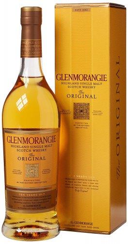 AMAZON LIGHTNING DEALGlenmorangie 10 Year Old Single Malt Scotch Whisky, 70 cl £24
