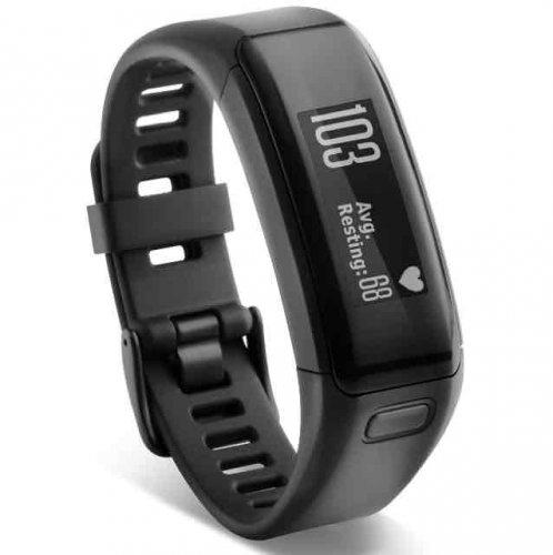 Garmin Vivosmart HR black regular strap £71.10 @ Amazon (Lightning Deal)