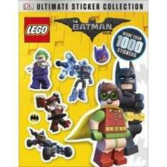 The Lego Batman movie ultimate sticker collection. £3.50 with free delivery @ Tesco direct