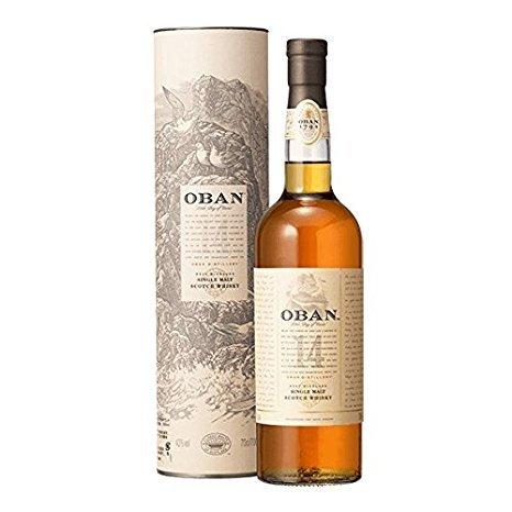 Oban 14 YO Whisky 70cl - £35 @ Amazon